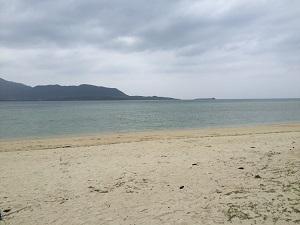 小浜島細崎ビーチ
