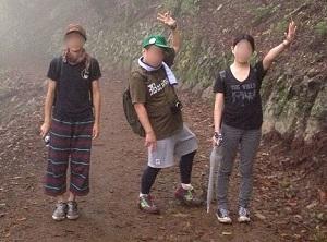 奥多摩御岳山服装