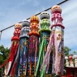 仙台七夕祭りの2016年日程と場所!魅力的なイベントや見所とは?