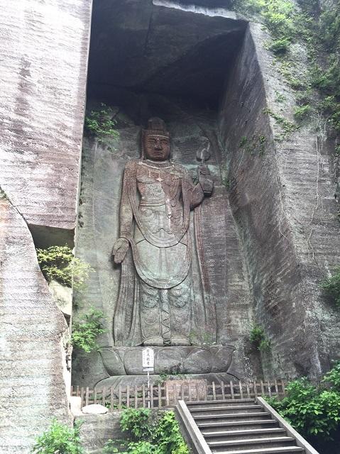 日本寺百尺観音