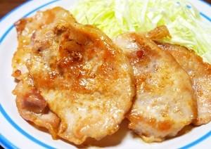 夏バテ食材豚肉