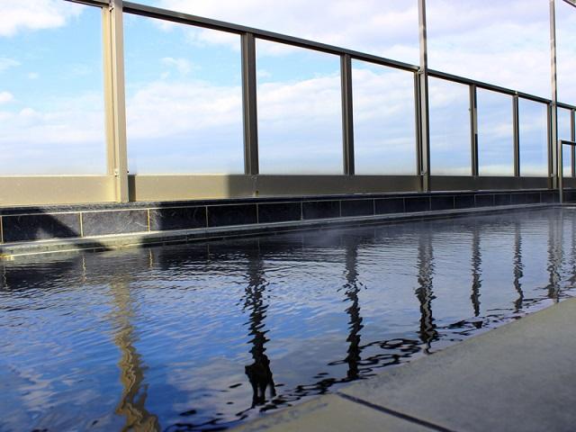天然温泉海辺の湯