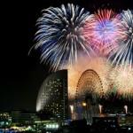 横浜市神奈川新聞花火大会2016日程!打ち上げ場所や穴場スポットは?