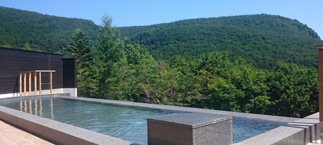 岳温泉あだたら山奥岳の湯