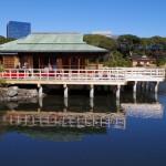浜離宮中島の御茶屋