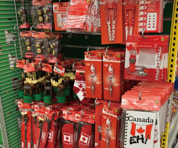 カナダ,雑貨,百均